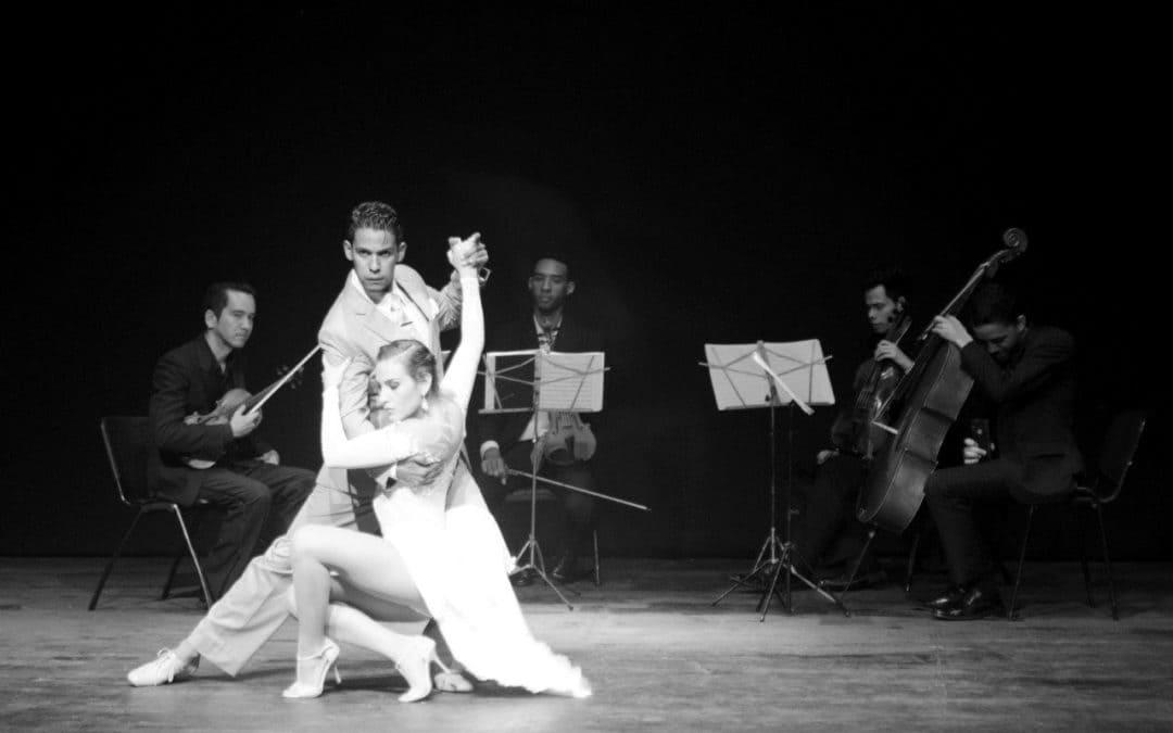 El Encuentro Nacional de Tango 2019 se inaugurará en el auditorio de la CAF