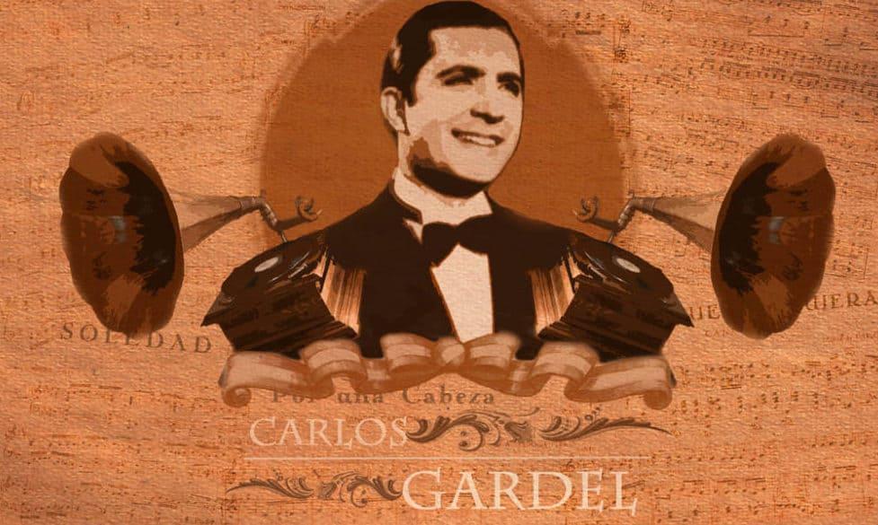 Llegada de Gardel a Venezuela
