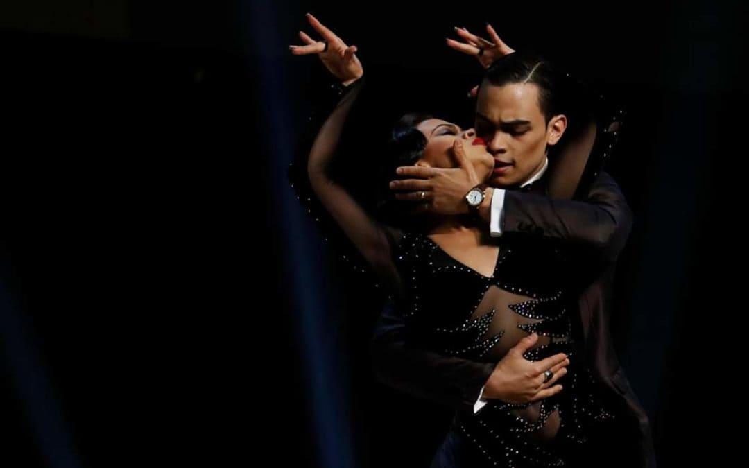 Caracas se vestirá de gala para recibir a Juan Vargas y Paulina Mejia de Colombia