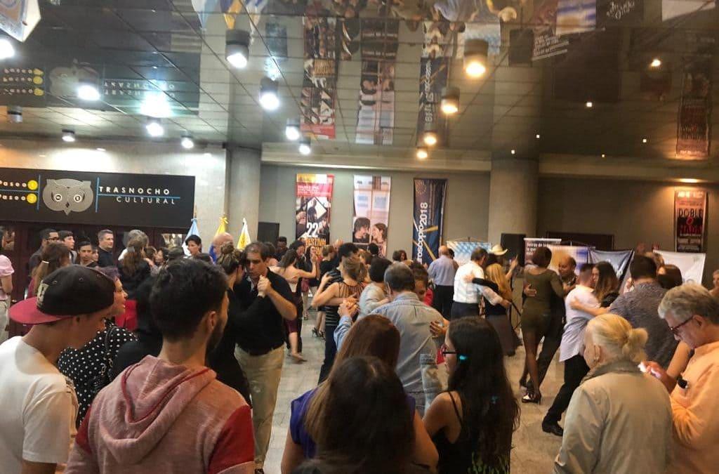 El Trasnocho Cultural recibirá al Encuentro Nacional de Tango desde el viernes 15 de noviembre