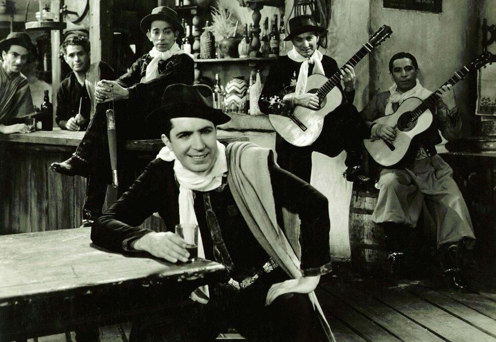 El tango en Caracas vibra con Carlos Gardel desde 1935